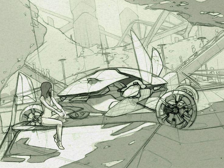Sydney HardyMore car design here.