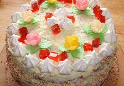 Przepisy na ciasta i desery - Mojeciasto.pl » Tort