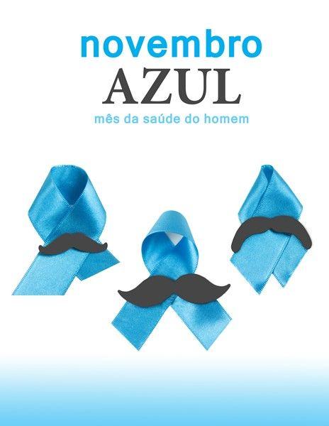 A campanha nomeada de Novembro Azul foi instituída com o intuito, de conscientizar a população masculina sobre a importância dos exames de prevenção do câncer de Próstata. Pois no dia 17 de novembro, comemora-se o Dia Mundial de Combate ao Câncer de Próstata. Durante este mês são preparados vários eventos, para a conscientização …