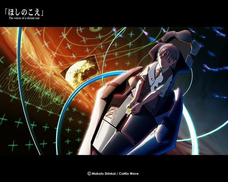 /Voices Of A Distant Star/#84231 - Zerochan   Makoto Shinkai