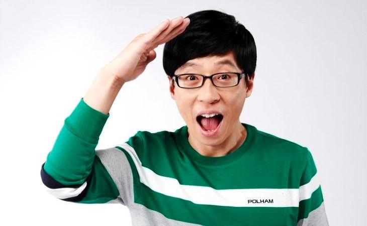Yoo Jae Suk – Um dos mais famosos apresentadores da Coreia do Sul