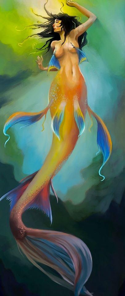 MERMAID | Song To The Siren | Fantasy mermaids, Mermaid ...