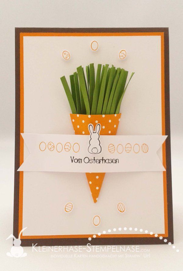 Ei(n) schönes Osterfest! #stampinup #ostern