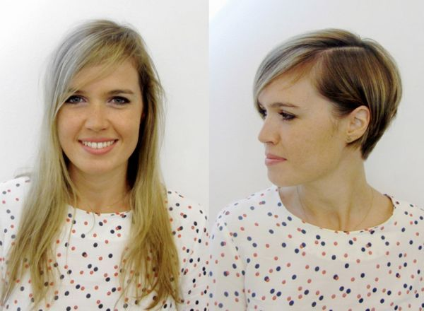 Before and After Bob Haircuts - Bing Images