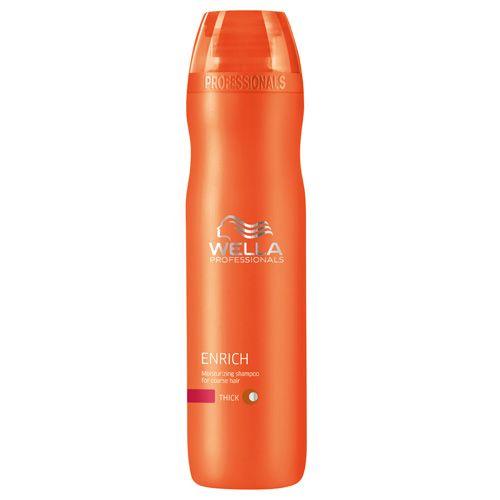 Wella Professionals Enrich Moisturizing Shampoo For Coarse Hair