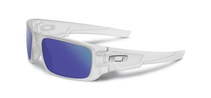 OAKLEY napszemüveg Crankshaft Matte Clear/ Violet Iridium Polarized  Ára: 58 175 Ft
