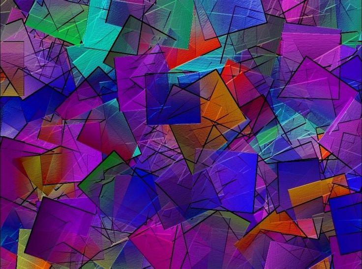 Digital Art/Desktop Wallpaper/Squared