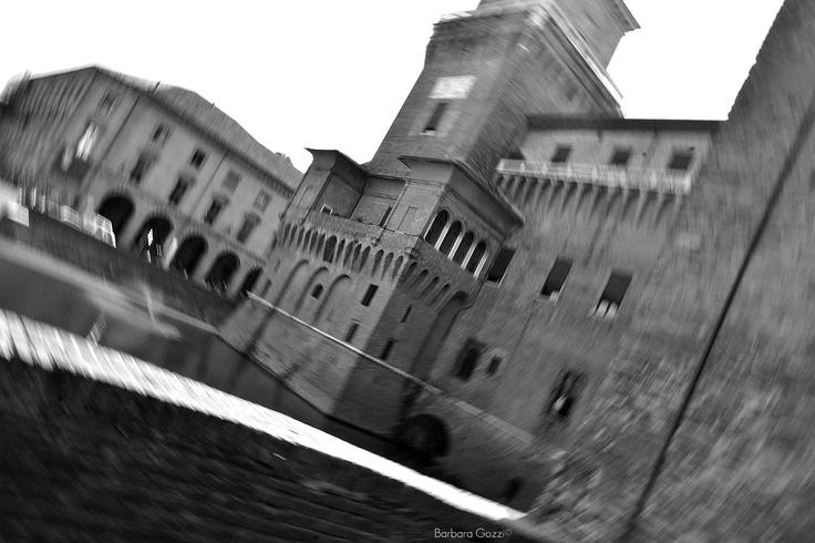 Ferrara, castello rotante - Barbara Gozzi©
