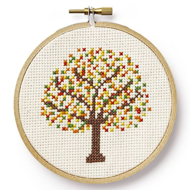 Autumn Tree from Country Living