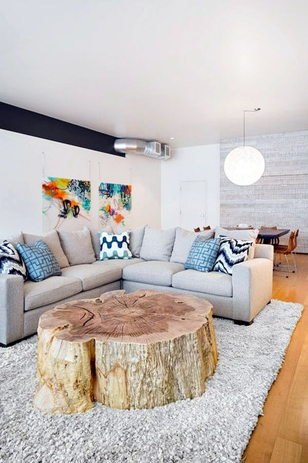 Genius Coffee Table Ideas to Copy (20)