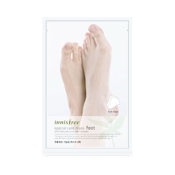 [innisfree] Special Care Mask-Foot