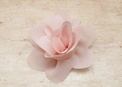 14 best fabric flowers images on pinterest fabric flowers diy create and delegate tutorial fabric lotus flower mightylinksfo