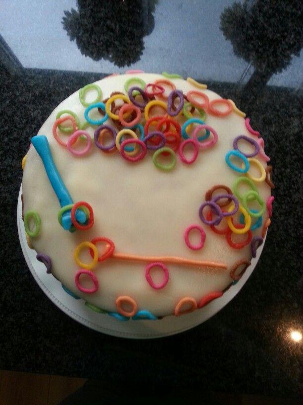 Looming cake