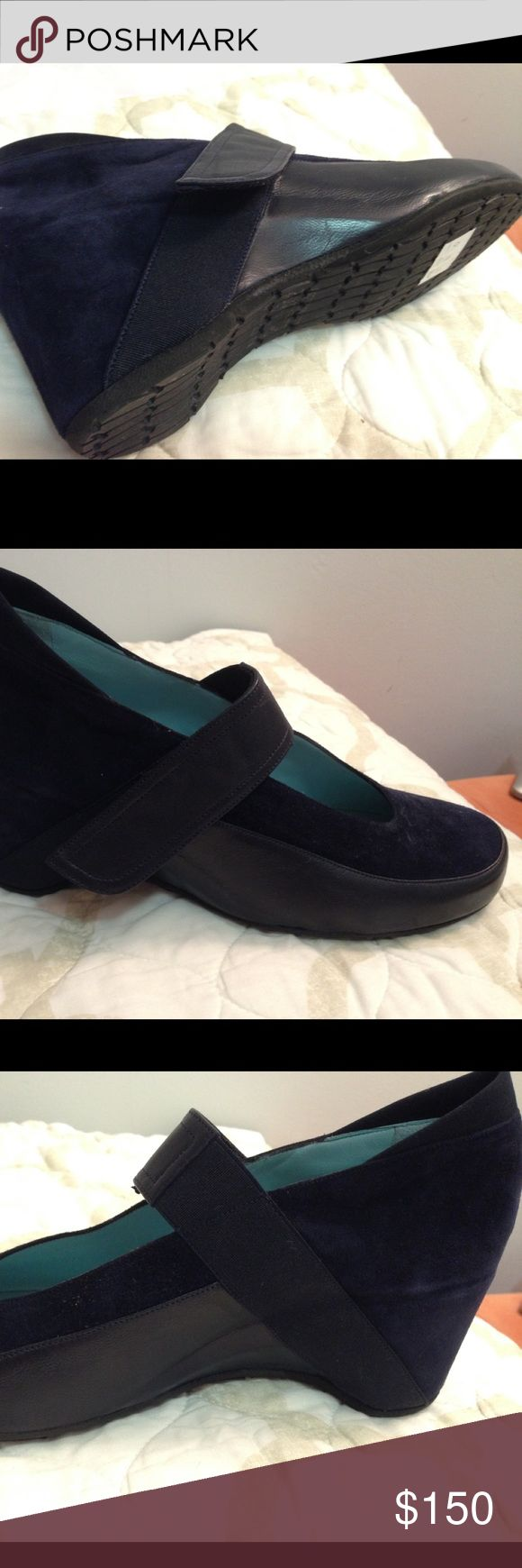 Shoes Italian Blue shoes grand new Thierry Rabotin Shoes Moccasins
