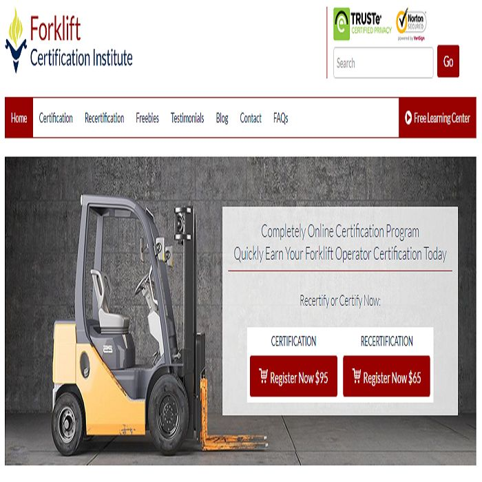 Want to learn more about forklift? Enroll now! #forklift #forklifttraining #forkliftcertification