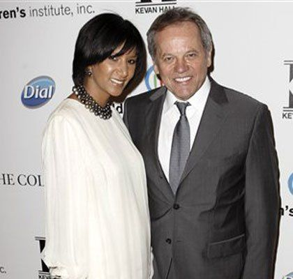 Wolfgang Puck and Gelila Assefa   Famous Interracial Couples ...