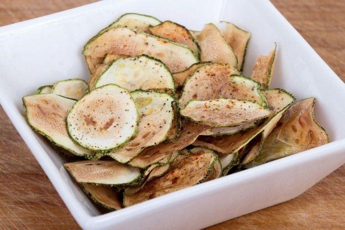 snacks saludables - snack calabacin