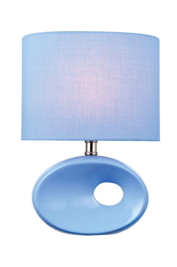 Modern ceramic table lamps - Lite Source Ls 22315 Hennessy Ii Ceramic Table Lamp