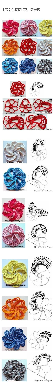 Mimi crochet tutorial here again.  ~ ~ ~ ~ ~ Author see watermark.
