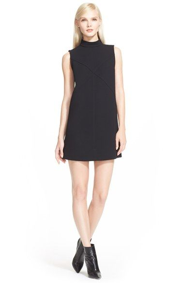 Rachel+Zoe+'Annalisa'+High+Neck+Shift+Dress+available+at+#Nordstrom