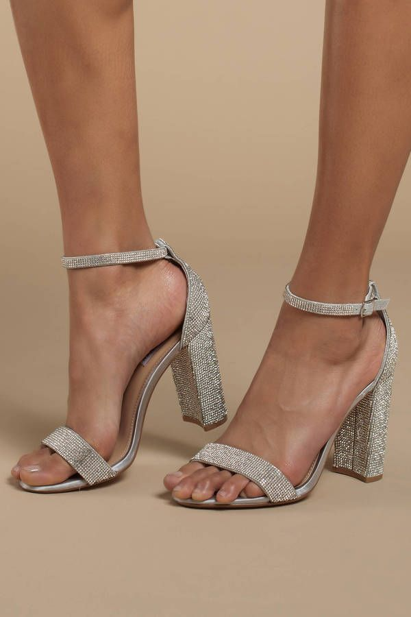 e948ccc79a2b Looking for the Steve Madden Carrson Champagne Rhinestone Heels ? | Find  Womens Heels, High