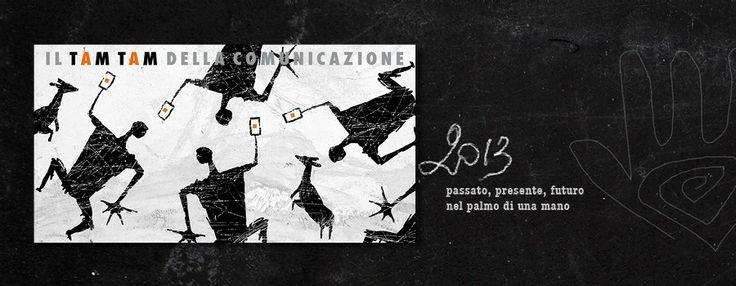 2013 - passato, presente, futuro nel palmo di una mano. capolinea.it