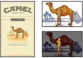 Publicidad Subliminal #Camel