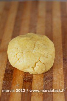 Pâte à tarte sans pétrissage ultra-rapide - Recette - Marcia 'Tack