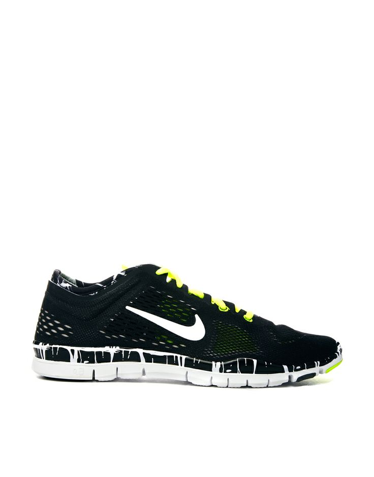Nike Free 5.0 TR Fit 4 Black Trainers