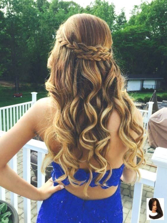 #Gorgeous #Hair #Hairstyles #Homecoming #homecoming Hairstyle