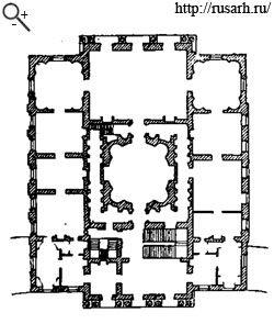 дворец в павловске план - Поиск в Google
