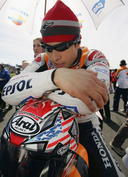 Nicky Hayden Photo - Australian MotoGP