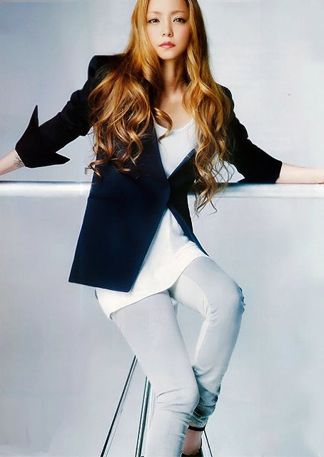Namie Amuro #namieamuro #japon #japan #fashion #style #asianfashion