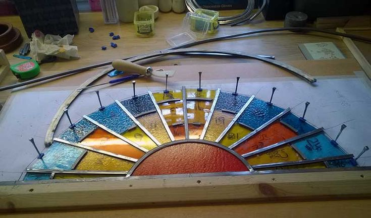 Two Stained Glass Lessons To Fire Your Inspiration