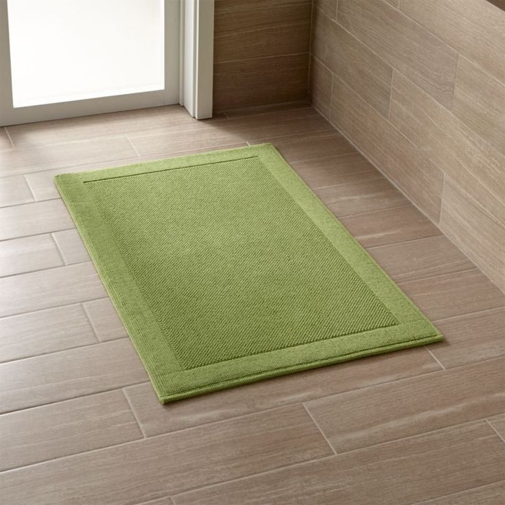 25+ Best Ideas About Green Bath Mats On Pinterest