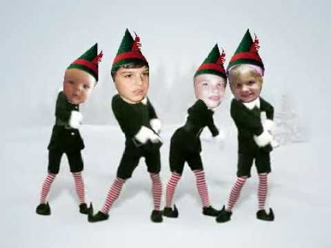 Elf Yourself video.  Just put students' faces on the elves, or better yet, teachers' faces.  Then students won't feel left out if their face is not on the elf...great brain break for around Christmas Time
