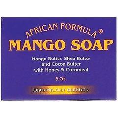 African Formula Mango Soap 5 oz