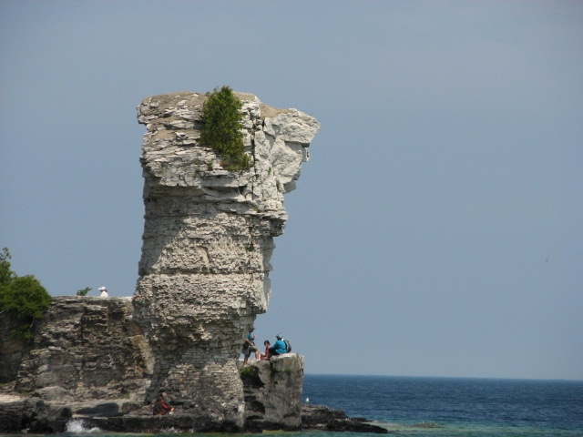 Flower Pot Island, Tobermory ON