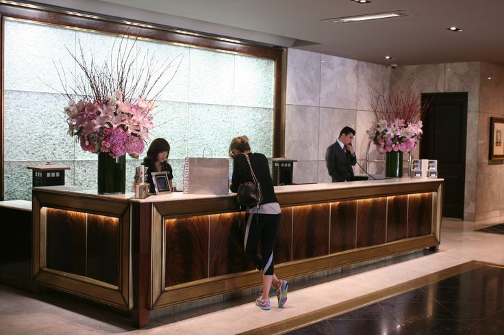The Grove LA_Concierge Desk