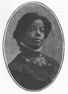 Olivia Ward Bush Banks (May 23, 1869–1944) was an American author, poet and journalist of African-American and Montaukett Native American descent. Ward celebrated both of her heritages in her poetry and writing. She was a regular contributor to the Colored American magazine and wrote a column for the New Rochelle, New York publication, the Westchester Record-Courier.