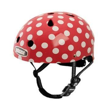 Nutcase Helmet - Little Nutty Mini Simi Dots