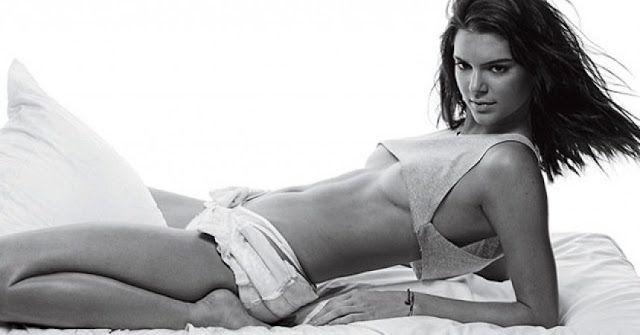 Kendall Jenner: 11 λεπτά για τέλειους κοιλιακούς.
