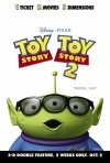 Toy Story: 3D Double Feature film (2009)
