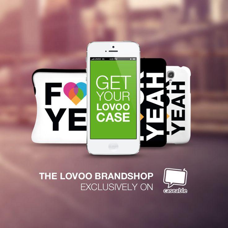 #Limited #Edition #LOVOO http://de.caseable.com/partner/lovoo