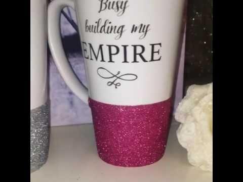 HunniBunni Super Sparkly Glitter Latte Mugs  https://www.hunnibunniboutique.co.uk/catalog/glitter-latte-mugs