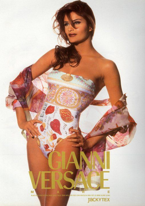 96 best Fashion ads from the '80s and '90s images on ...