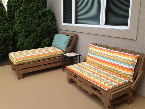 Pallet Patio Furniture | Pallets