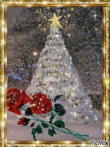 Arbol Navidenos Encontrados En La Web Christmas TreesChristmas OrnamentMerry ChristmasGif CreatorAnimated