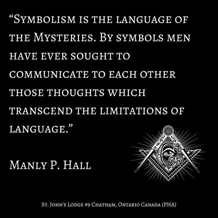 Manly P. Hall freemasonry quote Prince Hall | Freemasonry ...