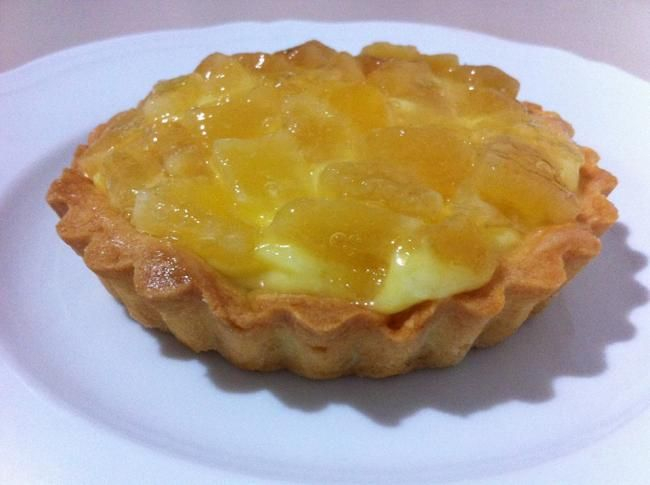 Recipe here:    http://sweetsrecipesfromtheworld.blogspot.it/2014/05/tart-with-custard-and-candied-ginger.html